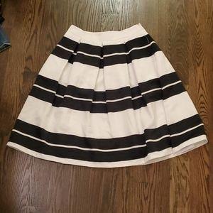 Express Pinstripe Lined Skirt 6